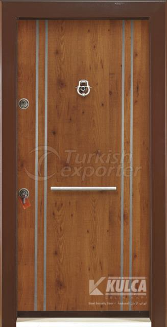 Y-1307 (LAMİNATE STEEL DOOR)